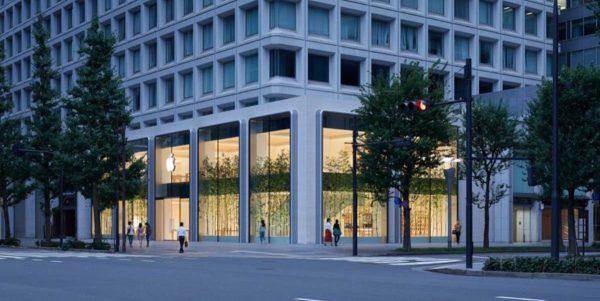 Apple Store - Japon