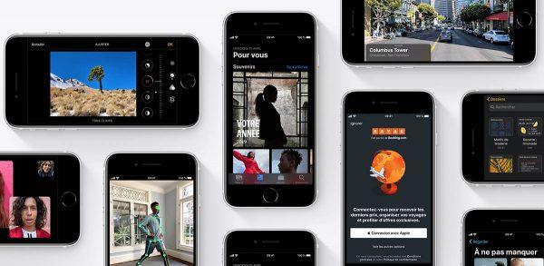 ventes iPhone Chine