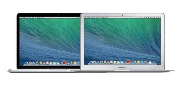MacBook Air et Pro 2013/2014
