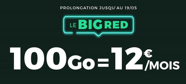 SFR BIG RED