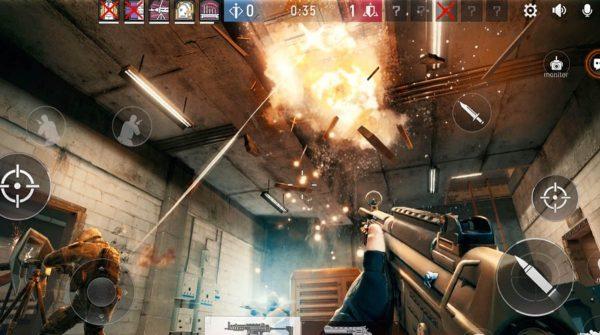 Ubisoft - clone Rainbow Six