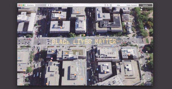 Black Lives Matter - Apple Plans