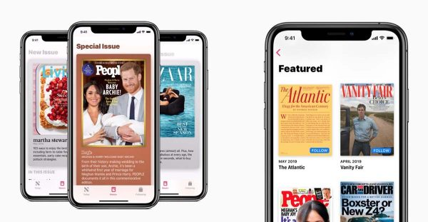 iOS 13.6 - Apple News