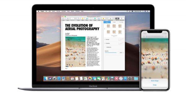iOS 14 - Presse-papiers