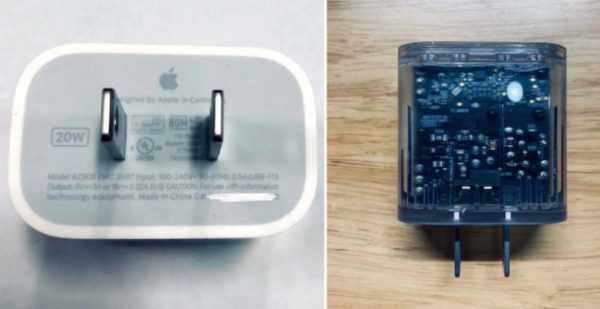 Chargeur iPhone 12