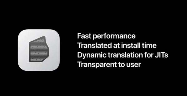 Mac ARM - Rosetta