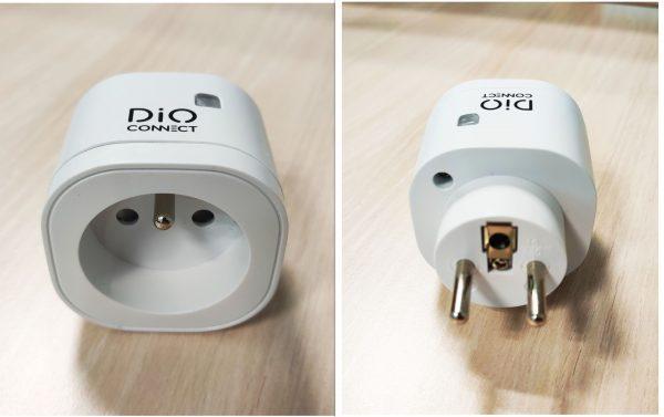 prise connectée DiO Wi-Fi