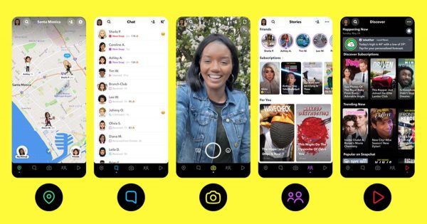 Snapchat Minis