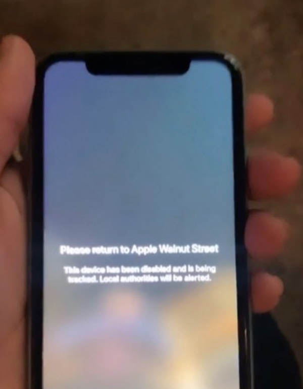 vols iPhone