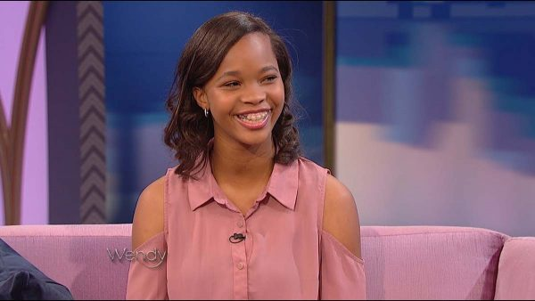 Quvenzhané Wallis - Swagger Apple TV+