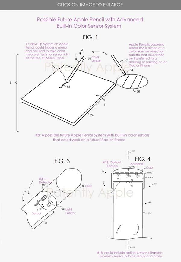 Brevet Apple Pencil