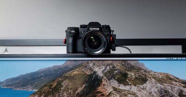 Fujifilm X Webcam macOS