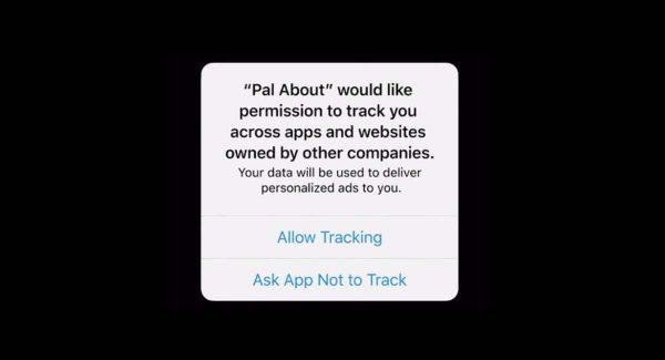 iOS 14 - anti-tracking