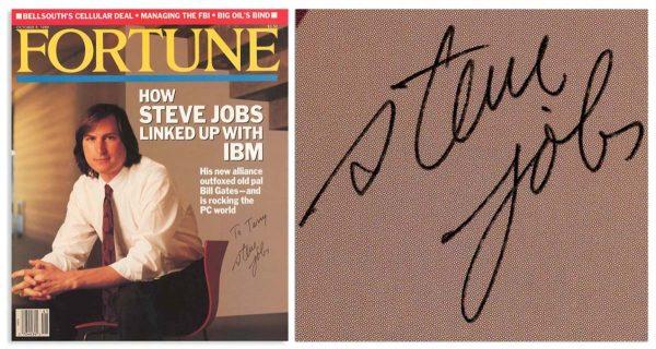 magazine Fortune Steve Jobs