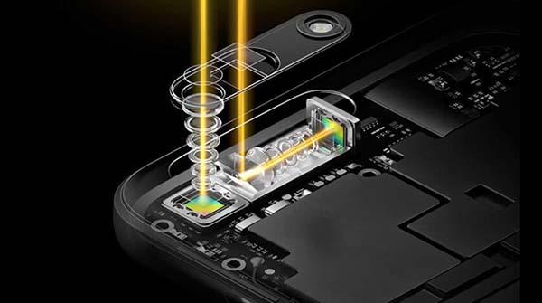 objectif périscope iPhone