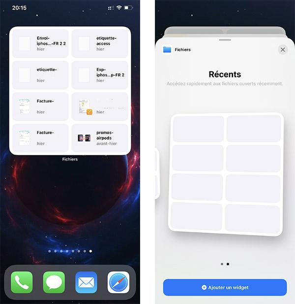 iOS 14 bêta 2