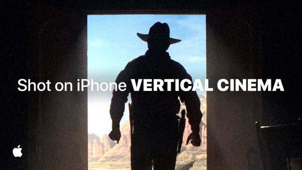 Vertical Cinema - Shot sur iPhone