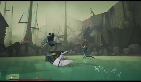 Samourai jack : Battle Through Time - Apple Arcade
