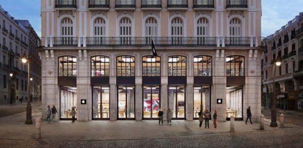 Apple Store Espagne