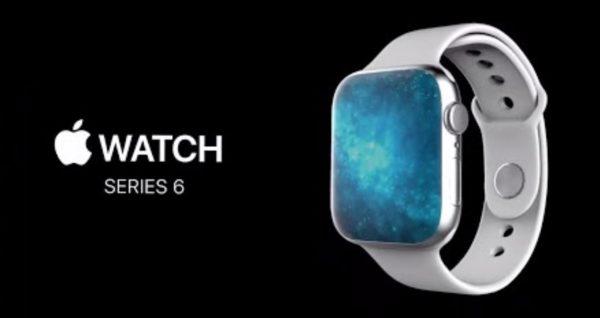 Concept Apple Watch 6