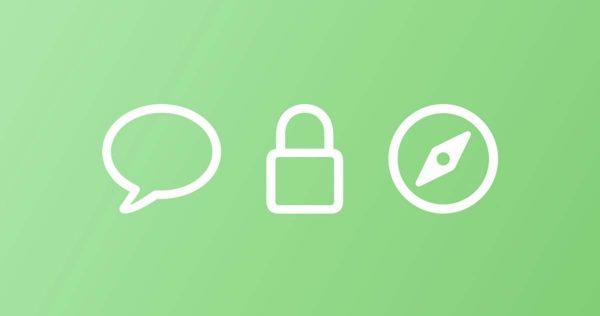 iOS 14, macOS Big Sur - codes liés au domaine