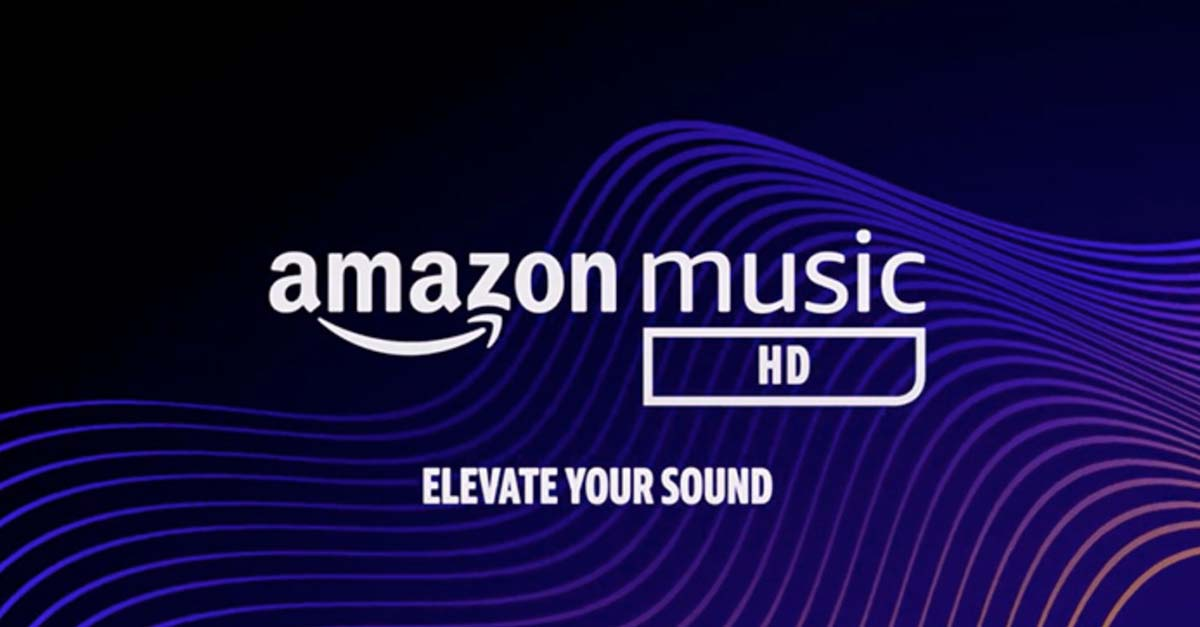 Du streaming en Hi-Res à 14,99 €/mois — Amazon Music HD