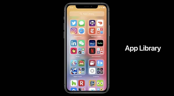 iOS 14 bêta 7
