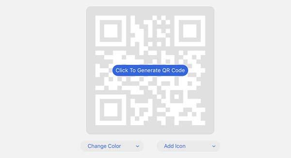 codes QR - outils développeurs