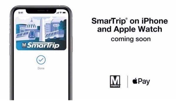 Apple Pay Express Transit