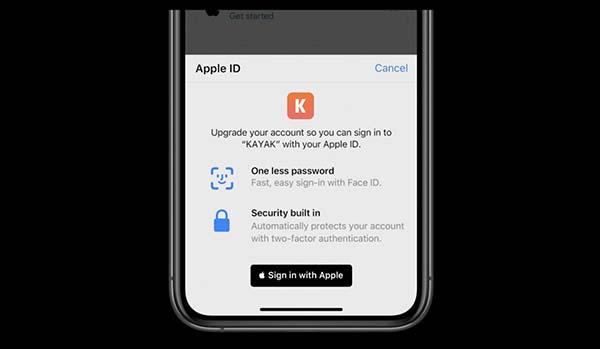 iOS 14 - confidentialité