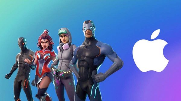Sign in with Apple - Epic Games