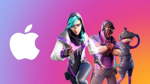Epic Games - Fortnite - Apple