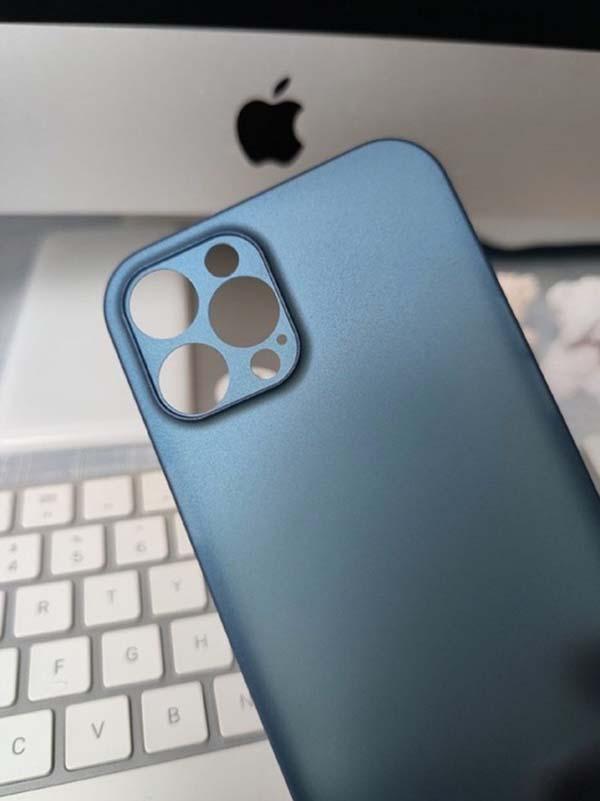 iPhone 12 Pro - scanner LiDAR