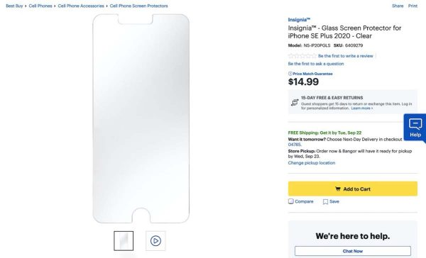 iPhone SE Plus