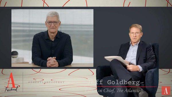 Tim Cook & Jeff Goldberg (The Atlantic)