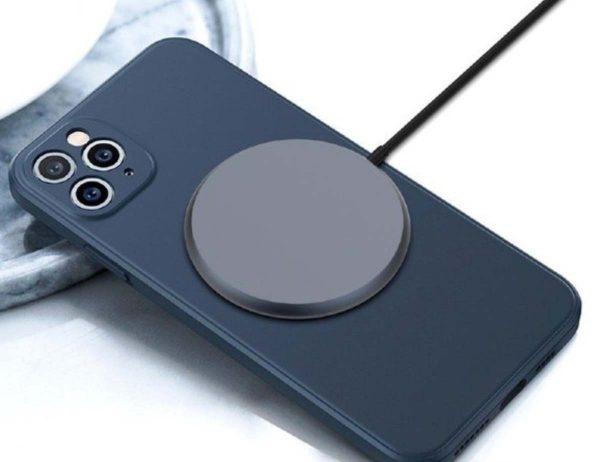 chargeur magnétique iPhone 12