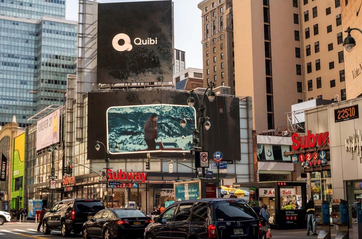Quibi, son principal concurrent, ferme ses portes — Netflix