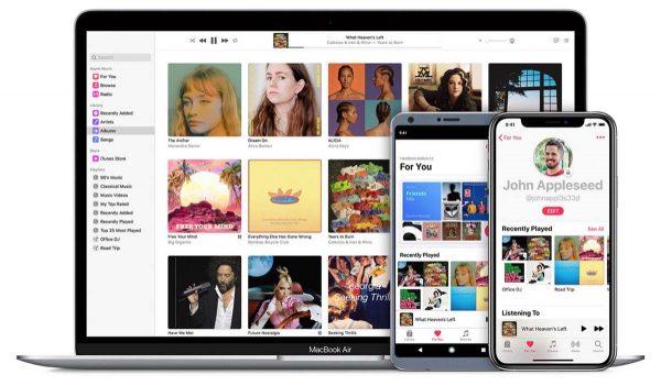 Rachel Newman - Apple Music TV