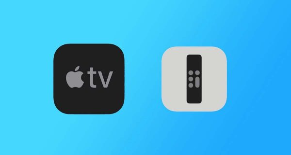 tvOS 14.5 bêta 5, Apple TV, Siri Remote