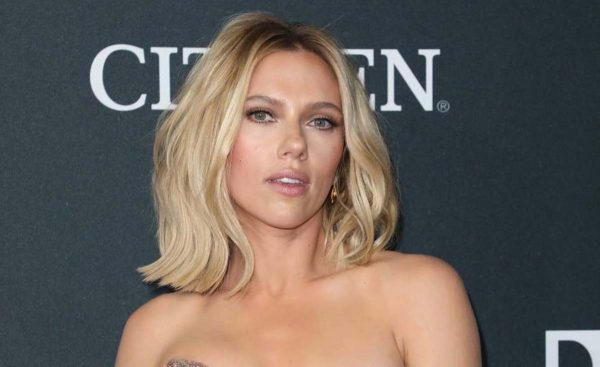 Bride - Scarlett Johansson