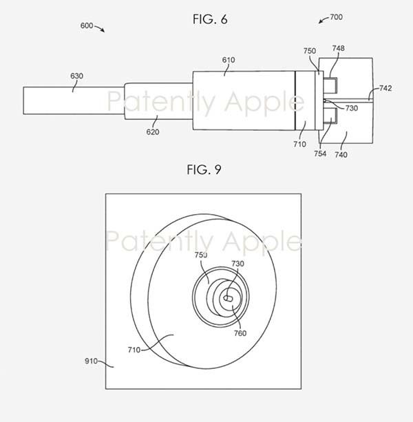 connecteurs magnétiques Apple
