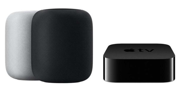 HomePod mini & Apple TV