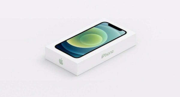 Boîte iPhone 12