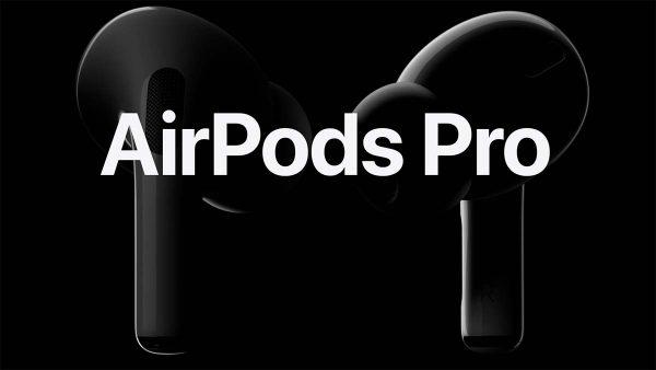 AirPods Pro, Promo AirPods Pro, écouteurs sans fil