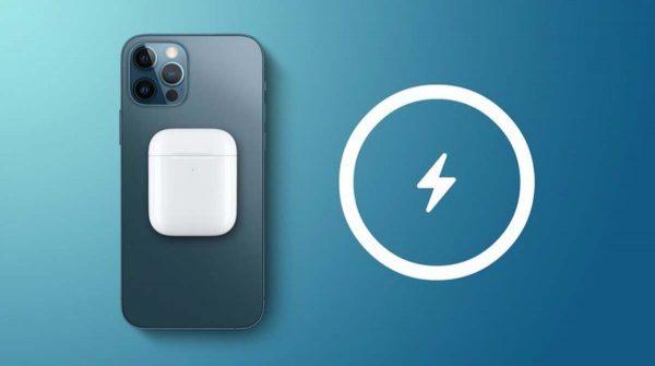 recharge inversée iPhone 12