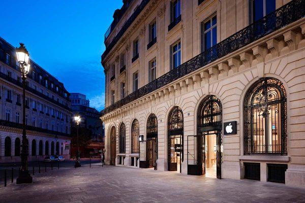 Reconfinement - Apple Store France