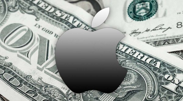 Résultats financiers Apple