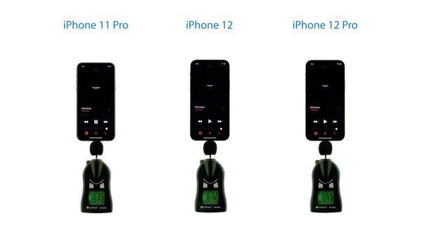 iPhone 12 / 12 Pro vs iPhone 11 Pro