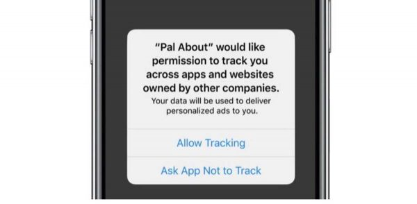 tracking iOS 14
