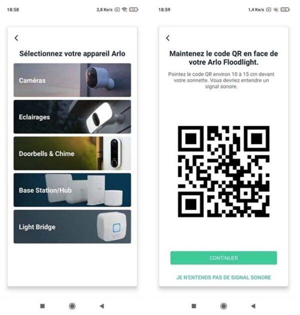 Arlo App Mobile N20